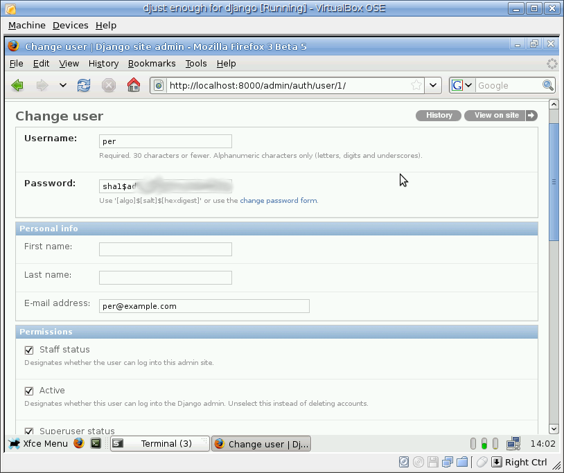 http://pererikstrandberg.se/blog/django-001-first-contact/django013-password-in-admin-interface.png